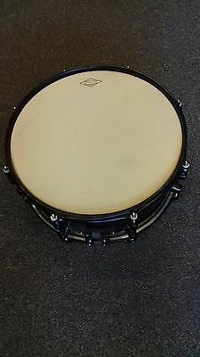 "Mapex MPX 14 x 5.5"" Maple Snare Drum Black Laquer, USED IN GOOD CONDITION"