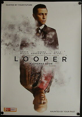 Looper (2012) Australian One Sheet
