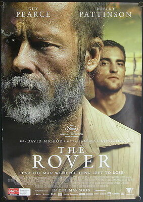 The Rover (2014) Australian One Sheet