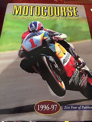 Motocourse Motorcycle Grand Prix Annual 1996 1997