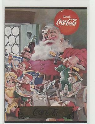 Coca-Cola Series 2 - S15 - Santa 1953 - 1994 Collect-A-Card #3