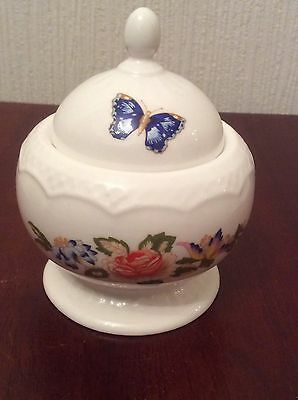 Aynsley Fine China - Jar with Lid