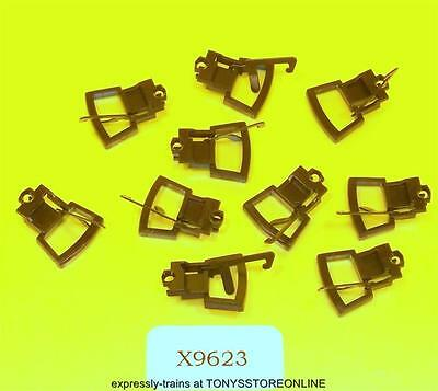 hornby oo spare x9623 1x pk of 10 couplings for lima cl92 & hornby cl47/59/66/67