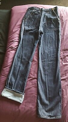 "Freddies of Pinewood Texsuns Jeans 32"" Long"