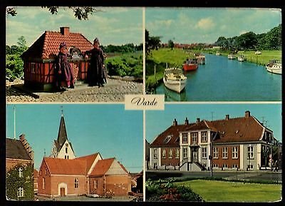 "QSL Radio Card ""OZ8AN,Varde,Olive(Viking Blood),Aksel Nielsen"", Denmark (Q3428)"