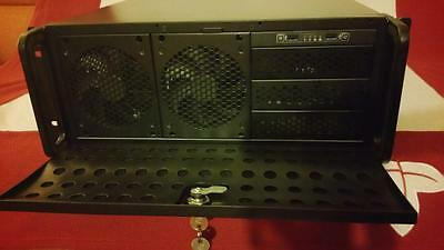 Rosewill RSV-R4000 Metal Server Chassis Black