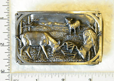 1983 - The Rutting Season   / Belt Buckle.