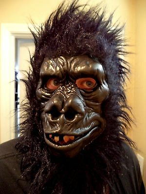 Vintage 1979 Be Something Studio Gorilla Mask Good Condition
