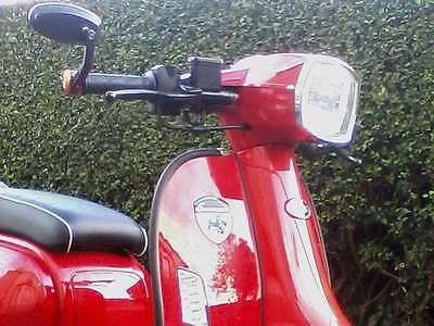 Scomadi Custom Bar End Sports Mirrors They fit all the Scomadi range FREE P+P
