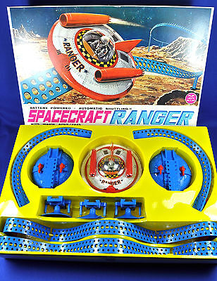 Weltraumbahn / Space Track: ALPS Spacecraft Ranger, Japan, OVP / orig. box, 1960