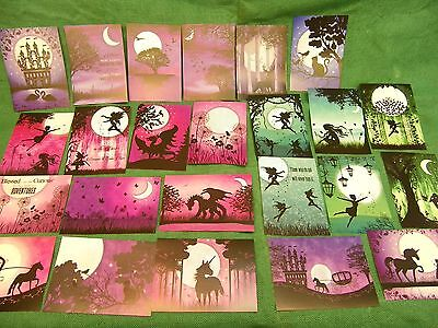hunkydory little book twilight kingdom sheets.