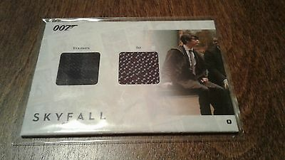 007 James Bond Relics Ben Whishaw Q Trousers/Tie Costume Card SSC32 #010/200