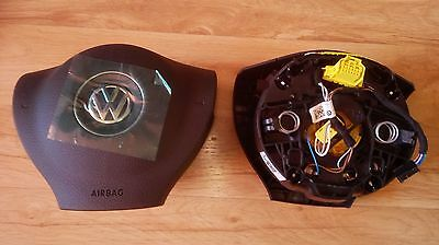 Original Driver Airbag Vw Golf 6 Vi Mk6 Eos Caddy 3C8 Multifunction