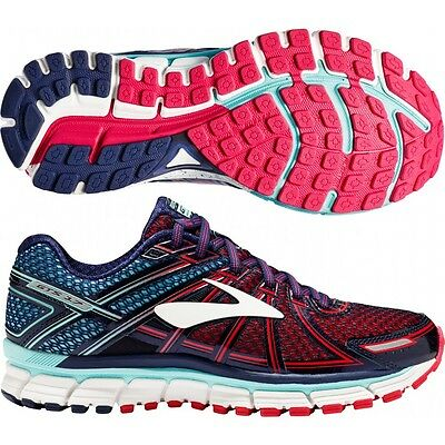 Womens Brooks Adrenaline Gts 17 - New Colour - All Sizes
