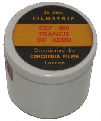 Collection of 9 varied Film Strips, see description for maker and subject