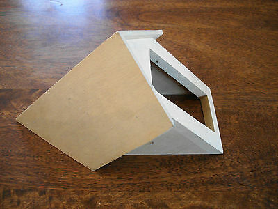 1/12th Scale DOLLS HOUSE Dormer window - Crafsman made - Unused