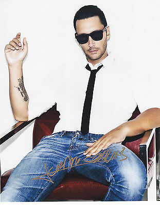 Cedric Gervais Signed Edm Autograph 8X10 Photo  Summertime Sadness Exact Proof 4