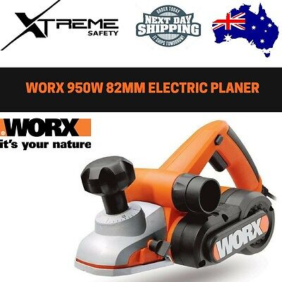 WORX 950W 82mm Electric Planer WX623.1