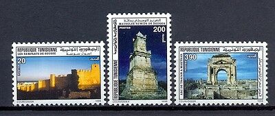 Tunisia 1996 - Sites and Monuments - Stamps 4v - MNH** Excellent Quality