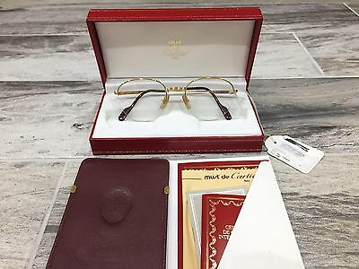 Occhiali Cartier COLISEE N.O.S. - Sunglasses Brille Lunettes Glasses Eyeglasses