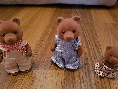Sylvanian Families - Brown Bears