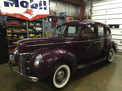 1940 Ford Other  1940 Ford Deluxe Sedan Fordor  NO RESERVE!!!