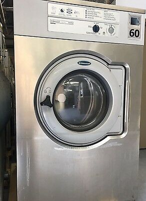 Wascomat Washer W675 - Gen 6 - 75LB in 3 Phase