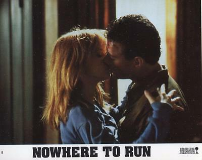"""Nowhere to Run"" vintage movie photo, Rosanna Arquette, 1993"