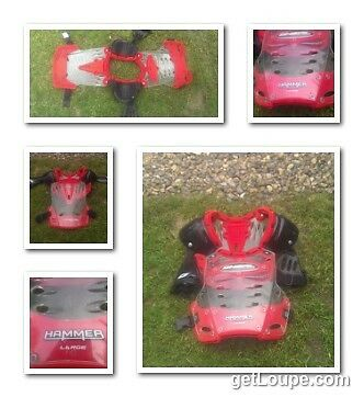 O'NEAL Motocross Body Armour Racing Chest and Back Protector