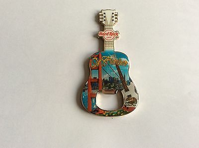 Hard Rock Cafe San Francisco  Bottle opener