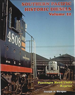 SOUTHERN PACIFIC Historic Diesels, Vol. 22, Passenger Hood Units Reprise (NEW)