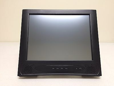 Refurbished Gilbarco Passport L15AX Touchscreen Monitor with New Touchscreen