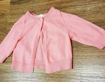 Country Road baby girls knit cardigan - 0-3m