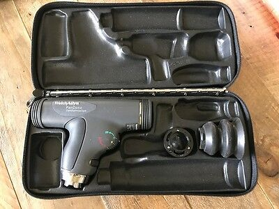 Welch Allyn 11820 PanOptic Ophthalmoscope Head Cobalt Filter Add-On Corneal Lens
