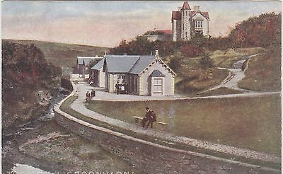 Irish Postcard. The Spa, Lisdoonvarna, County Clare. Mailed 1905
