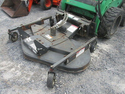 "Bobcat 72"" Finish Mower Attachment For Skid Steer Loaders!"
