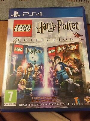 Harry Poter Collection Ps4 2 Giochi In 1