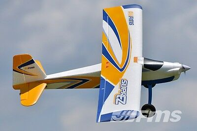 FMS 1220mm Super EZ RTF (Ready to Fly) RC Trainer Airplane FMM096R NEW USA