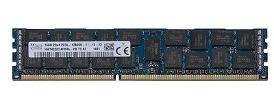 Hynix 16GB ECC Server RAM PC3L-12800R HMT42GR7AFR4A-PB