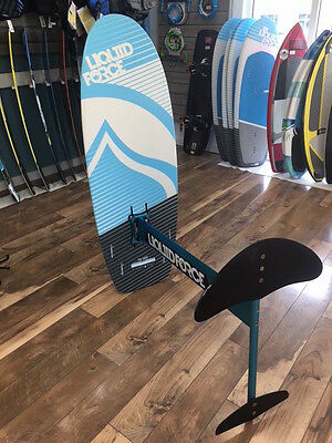 Used Liquid Force Happy Foil Complete Kiteboarding set up