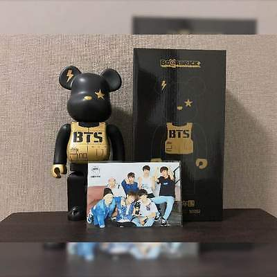 Medicom Toy BTS JAPAN limited edition 500 Bangtan Boys 400% Bearbrick pictures