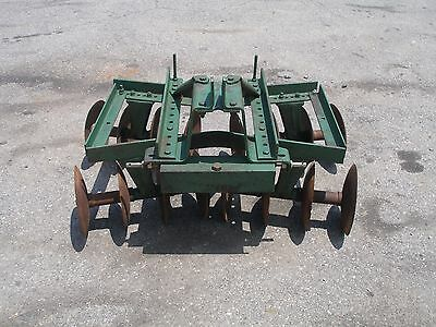 16 Disc  Sub Compact   3 Point Hitch Disc