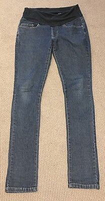 Ninth Moon Maternity Pregnancy Jeans Size 8
