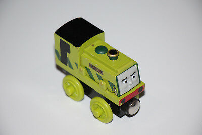 Thomas The Tank Engine Wooden Railway Train SCRUFF