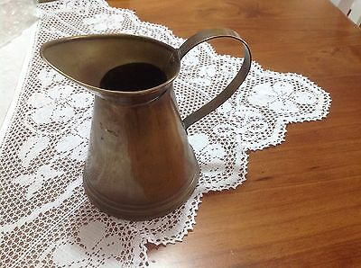 Antique Solid Brass Kettle