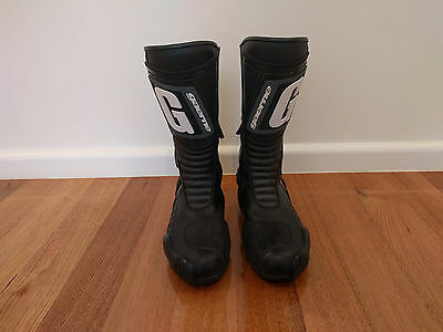 Gaerne motorcycle boots