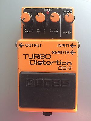 Boss DS-2  Effect Pedal Distortion