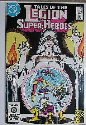 # 314 Nm 1984 Tales Of The  Legion Of Super-Heroes Comic