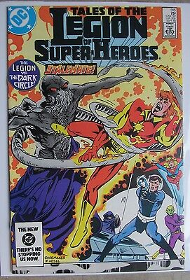 # 315 Nm 1984 Tales Of The  Legion Of Super-Heroes Comic