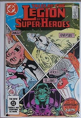 # 316 Nm 1984 Tales Of The  Legion Of Super-Heroes Comic